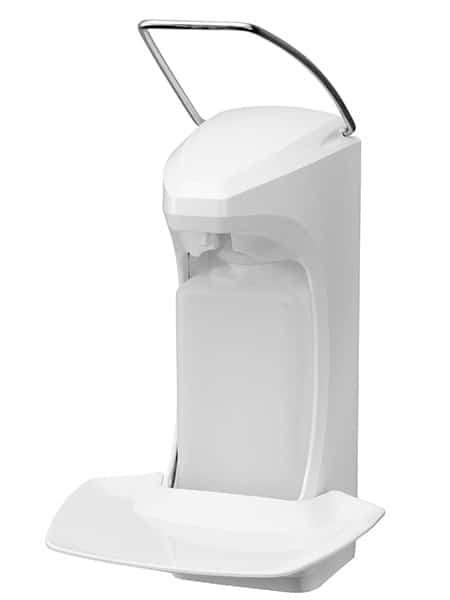 Seifen- und Desinfektionsmittelspender 500 ml