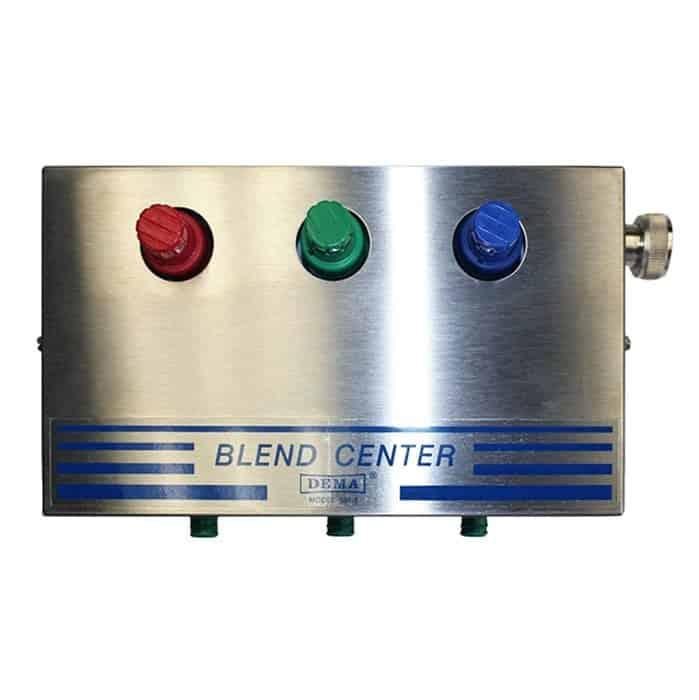 Misch- und Dosierstation  Für die automatische Verdünnung von Reinigern