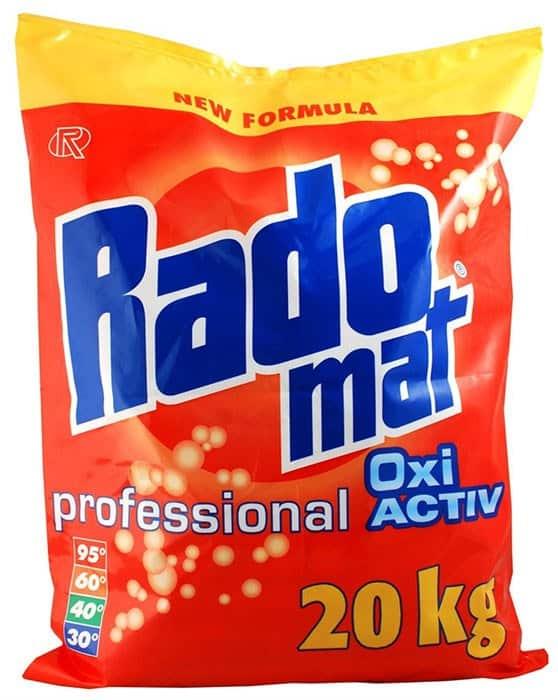 Radomat professional Oxi ACTIVE