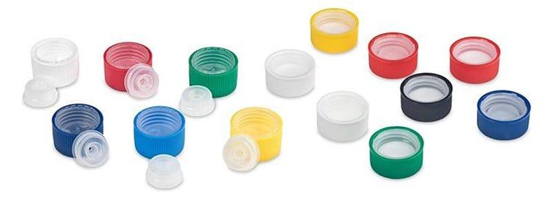 Verschlüsse für Flaschen, Dosen, Kannen und Kanister